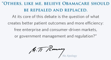Romneycare Pledge